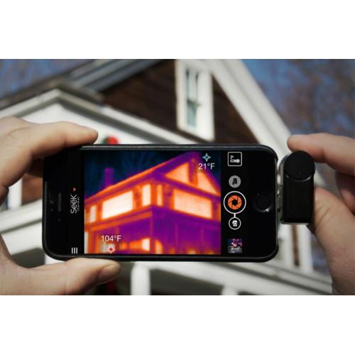 Мобильный тепловизор Seek Thermal Compact XR (iOS/Android)