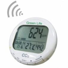 Анализатор CO2, влажности, температуры настольный AZ7787