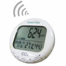 Газоанализатор CO2, влажности, температуры воздуха настольный AZ7798