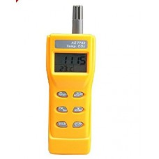 Газоанализатор углекислого газа, температуры воздуха карманный с USB AZ7752