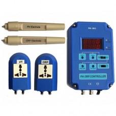 pH/ОВП монитор-контроллер промышленно-бытовой PH-803