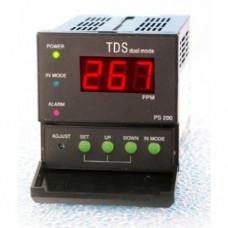 Солемер-контроллер качества воды двухканальный PS-200