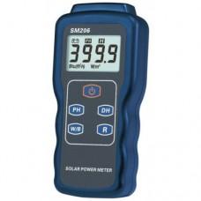Измеритель солнечной энергии SM206