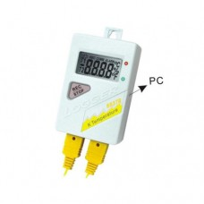 2-х канальный регистратор температуры AZ88378
