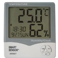 Термометр-влагомер метеостанция AR807